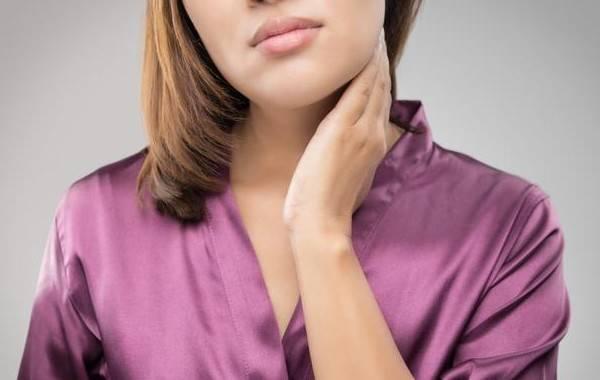 扁桃体癌在早期的三个症状,你们察觉到了吗?