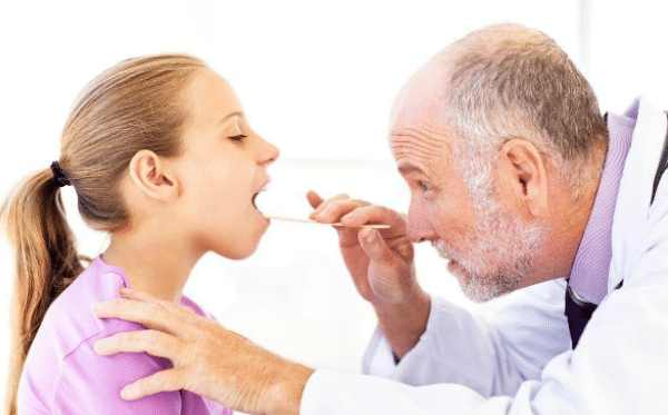 扁桃体肥大检查 扁桃体发炎导致肥大,不吃药真的能自愈吗? 扁桃体治愈案例