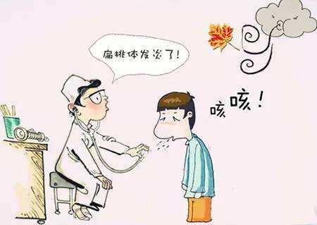 扁桃体发炎恢复期症状 扁桃体发炎恢复期症状 扁桃体相关问题